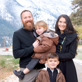 Family Photo Oct 2017