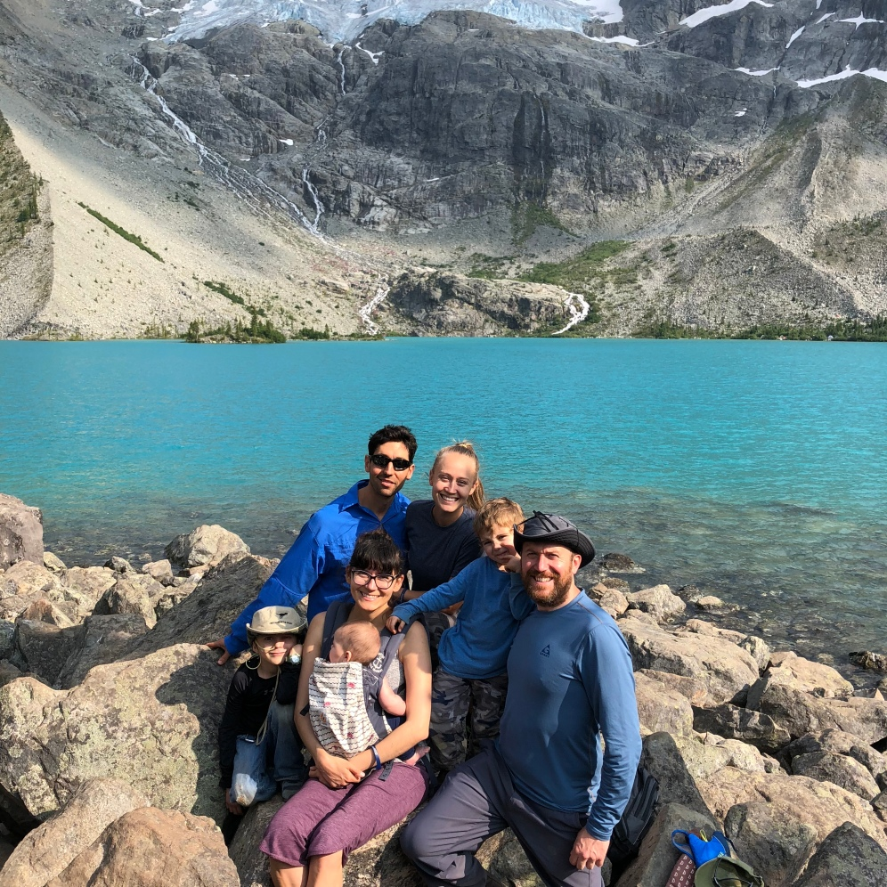 Upper Lake group photo